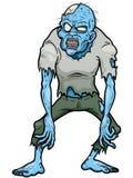 Zombie. Vector illustration of Cartoon Zombie stock illustration