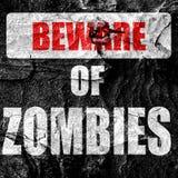 Zombie virus concept background Stock Photo