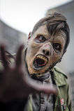 Zombie Walk Royalty Free Stock Photos