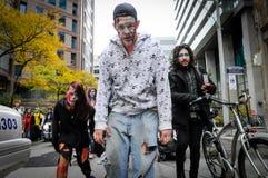 Zombie Walk Stock Images