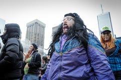 Zombie Walk Royalty Free Stock Photography