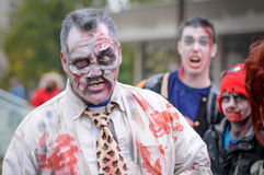 Zombie-Weg Lizenzfreie Stockbilder