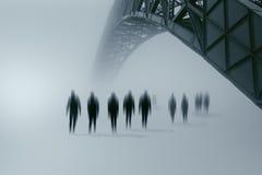 Zombieën Stock Afbeeldingen