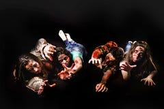 zombies Arkivfoto