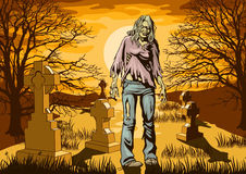 zombies Stock Afbeeldingen
