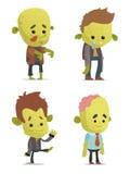 zombies ilustracja wektor