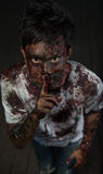 Zombies man Royalty Free Stock Photography
