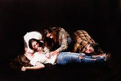 zombis Fotos de archivo