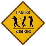 Zombis del peligro libre illustration