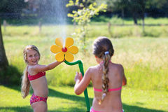 Zomer funtime Royalty-vrije Stock Afbeelding
