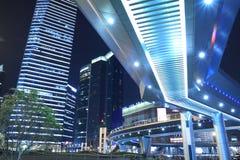 zon för handel för finansliggandelujiazui stads- Royaltyfri Fotografi