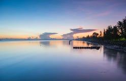 Zon, wolken en hemel, Stock Fotografie