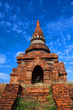 Zona archaeological de Bagan, Myanmar Fotografia de Stock Royalty Free