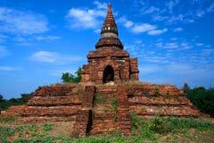 Zona arqueológica de Bagan, Myanmar Foto de archivo libre de regalías