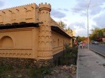 Zona Borovoe del centro turístico fotos de archivo