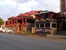 Zona Borovoe del centro turístico imagen de archivo