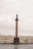 Zona centrale di San Pietroburgo Immagine Stock