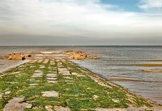 Zona costera Foto de archivo libre de regalías