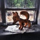 Zona de Chernóbil Imagenes de archivo