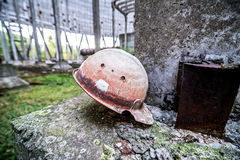 Zona de Chernobyl Imagens de Stock