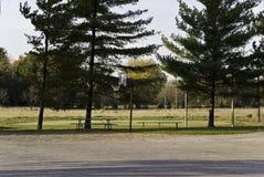 Zona de descanso Imagen de archivo
