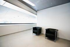 Zona de espera moderna de la oficina Imagen de archivo
