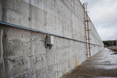 Zona de exclusão de Chernobyl Imagem de Stock Royalty Free