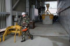 Zona de exclusão de Chernobyl Imagens de Stock Royalty Free