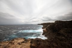 Zona de pesca de Okinawa Imagen de archivo