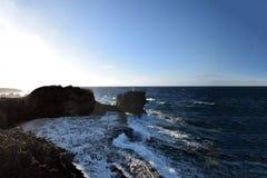 Zona de pesca de Okinawa Fotografía de archivo libre de regalías