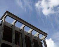 Area della costruzione Immagini Stock