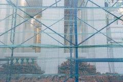 zona della costruzione Fotografie Stock Libere da Diritti