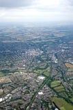 Zona di Birmingham Fotografia Stock