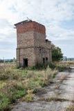 Zona di Cernobyl Immagine Stock