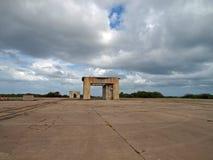 Zona di lancio dell'Apollo 1 Fotografia Stock
