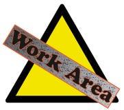 Zona di lavoro Fotografia Stock Libera da Diritti