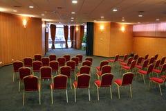 Zona di riunione Immagini Stock
