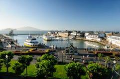 Zona di San Francisco Embarcadero Immagine Stock Libera da Diritti