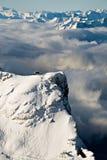 Zona di Zugspitze Fotografia Stock Libera da Diritti
