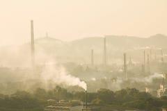 Zona industrial Foto de Stock Royalty Free
