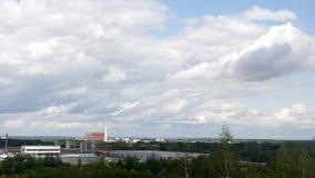 Zona industrial filme