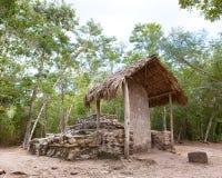Zona Kabah.Mexico. imágenes de archivo libres de regalías