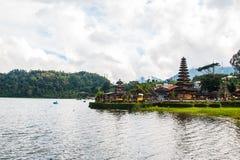 Zona leste, Pura Ulun Danau Bratan Foto de Stock