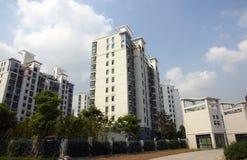 Zona residencial 8 Foto de Stock