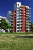 Zona residenziale Immagine Stock Libera da Diritti