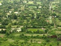 Zona rurale della Cambogia Fotografia Stock Libera da Diritti