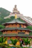 Zona turistica Cina di Nanshan Fotografie Stock