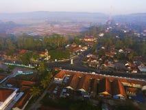 Zondag in Maron Loano Purworejo Indonesië Royalty-vrije Stock Fotografie