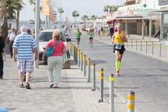 Zondag ochtend in Paphos Stock Foto's