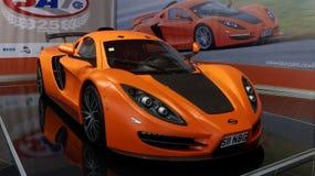 ZONDE Supercar Stock Foto